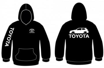 Sweatshirt com capuz para Toyota Corola E11