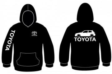 Sweatshirt com capuz para Toyota Corolla E11