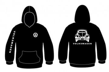Sweatshirt com capuz para Volkswagen Carocha