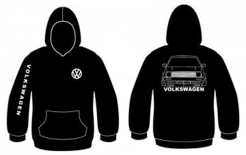 Sweatshirt com capuz para Volkswagen Golf 2