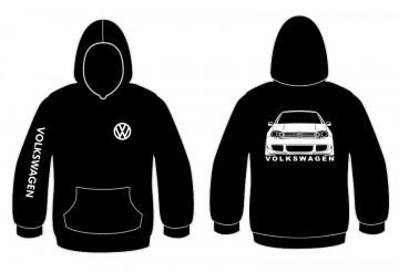 Sweatshirt com capuz para Volkswagen Golf IV (4)