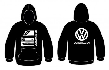 Sweatshirt com capuz para Volkswagen Golf I