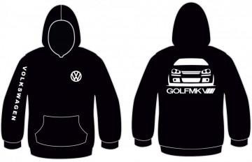 Sweatshirt com capuz para Volkswagen Golf MK5