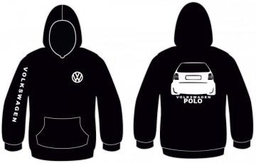Sweatshirt com capuz para  Volkswagen Polo 6N