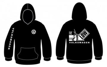 Sweatshirt com capuz para VW Golf Low