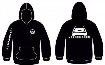 Sweatshirt com capuz para VW Passat 3BG