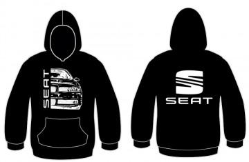 Sweatshirt com capuz Seat Leon 1m