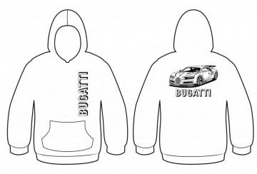Sweatshirt para Bugatti Veyron