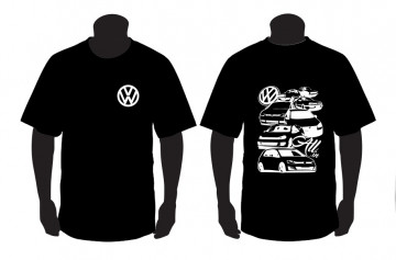 T-shirt  - All Volkswagen Golf