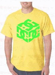 T-shirt  - CUBO DC