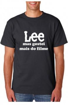 T-shirt  - LEE Mas Gostei Mais Do Filme
