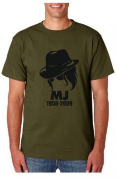 T-shirt  - MJ 1958-2009