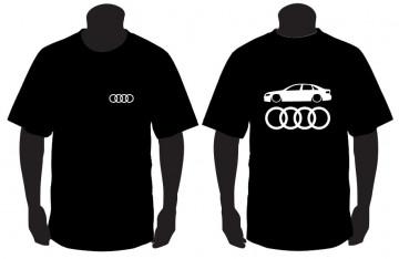 T-shirt para Audi A4 B8 Sedan