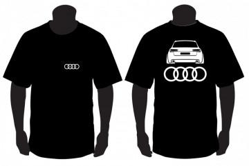 T-shirt para Audi A6 C7
