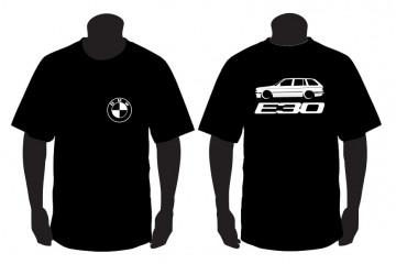 T-shirt para BMW E30 Touring