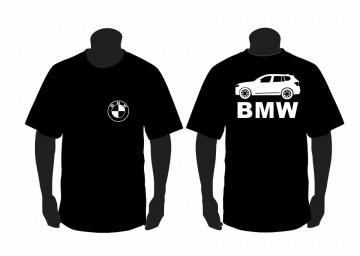 T-shirt  para BMW X5 Lateral