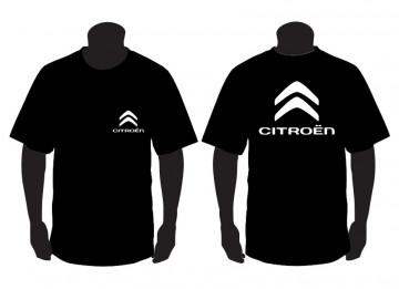 T-shirt para Citroen