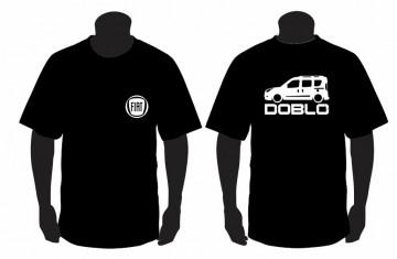 T-shirt  para Fiat Doblo