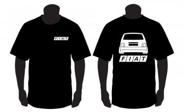 T-shirt para Fiat Uno Traseira
