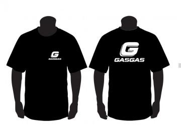 T-shirt para GasGas