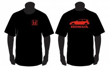 T-shirt para Honda Civic EG6