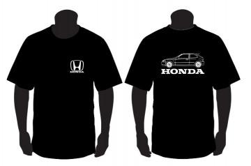 T-shirt  para Honda Civic EK9