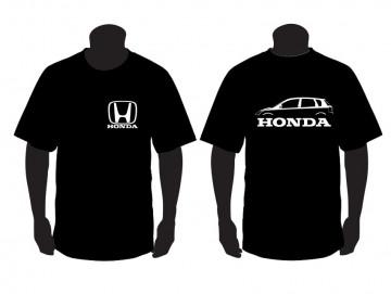T-shirt para Honda Civic EP 5 Portas