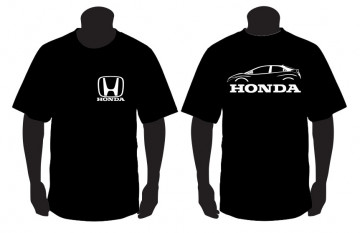 T-shirt para Honda Civic FB