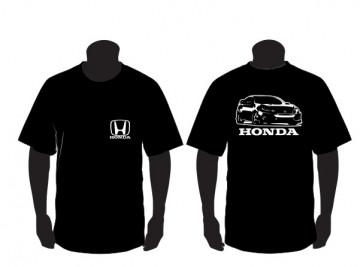 T-shirt para Honda Civic FK8