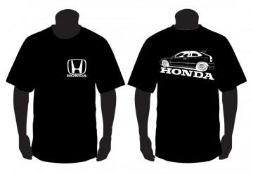 T-shirt para Honda EK