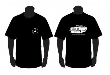 T-shirt para Mercedes 230 SL