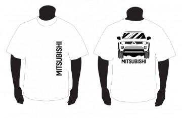T-shirt para Mitsubishi L200