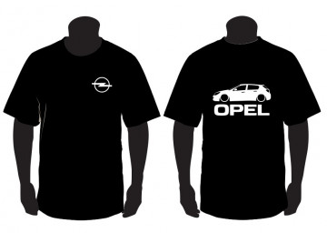 T-shirt para Opel Astra J