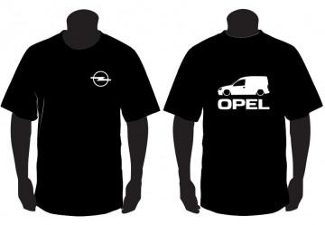 T-shirt  para  Opel Combo C