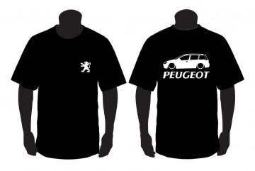 T-shirt  para  Peugeot 206 SW