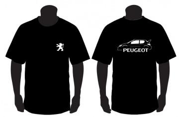 T-shirt para Peugeot 206