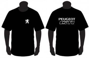 T-shirt  para Peugeot GTI
