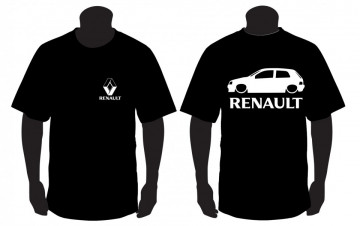 T-shirt para Renault Clio MK1