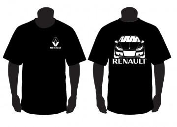 T-shirt para Renault Laguna 2011