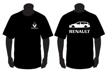 T-shirt para Renault Megane 2 break