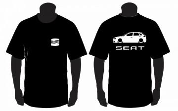 T-shirt para Seat Ibiza 6L 5P