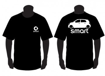 T-shirt para Smart For Four