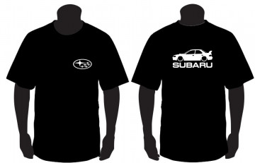 T-shirt para Subaru Impreza WRX STi 1