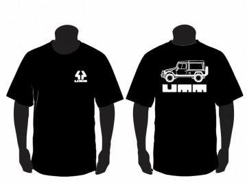 T-shirt para UMM