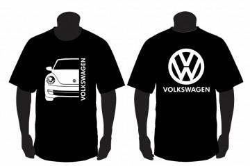 T-shirt  para  Volkswagen Beetle