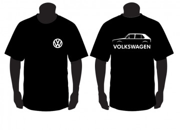 T-shirt para Volkswagen Golf Mk1 5 portas