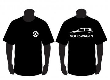 T-shirt para Volkswagen Golf Mk6 3 portas