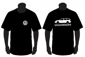 T-shirt  para Volkswagen Passat 3B