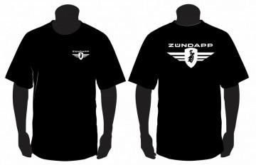 T-shirt para Zundapp
