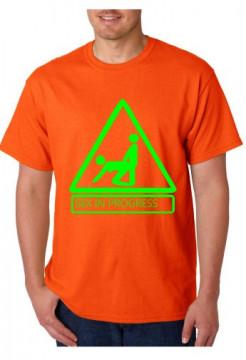 T-shirt  - Sex In Progress